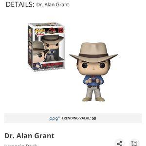 Jurassic Park Allan Grant
